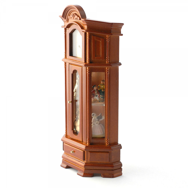 RP16700 - Grandfather Clock with Movement:Minimum World