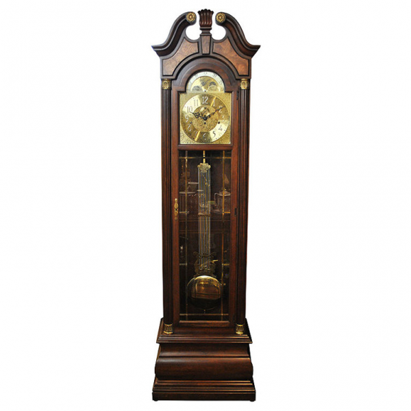 Grandfather Clock, Movement by Trend at 1stdibs