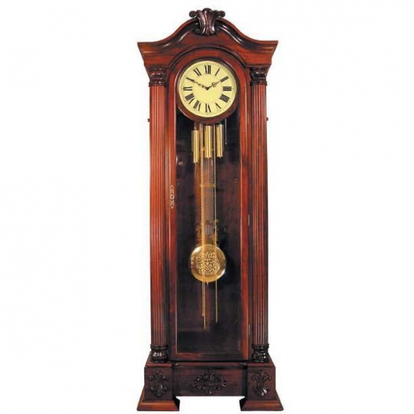 Bavaria Grandfather Clock With German Movement