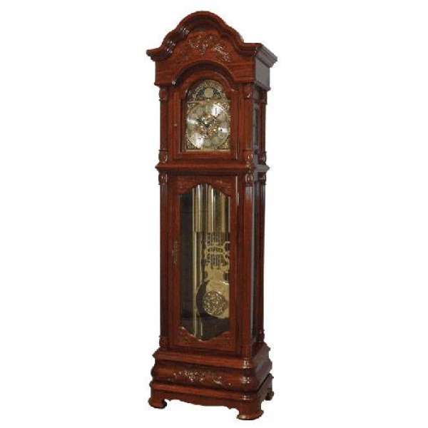 Hermle Worcester Grandfather Clock By Hermle