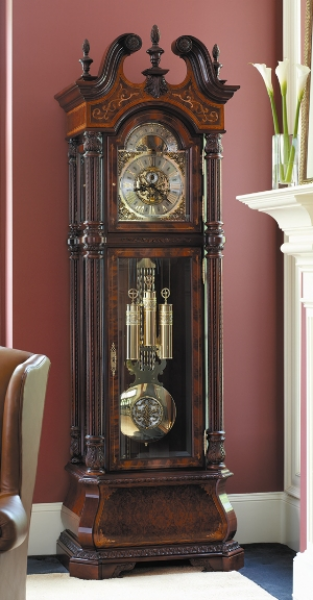 Grandfather Clocks Plus - J.H. Miller Grandfather Clock by Howard ...
