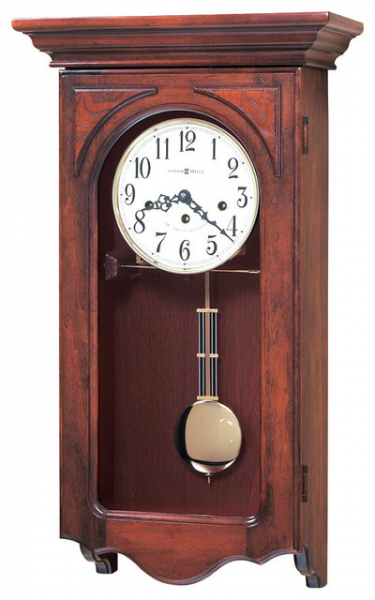 Howard Miller - Jennelle Wall Clock contemporary-wall-clocks