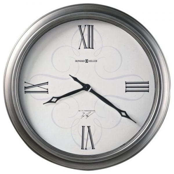 ... Wall Clock by Howard Miller - Contemporary - Clocks - by Hayneedle