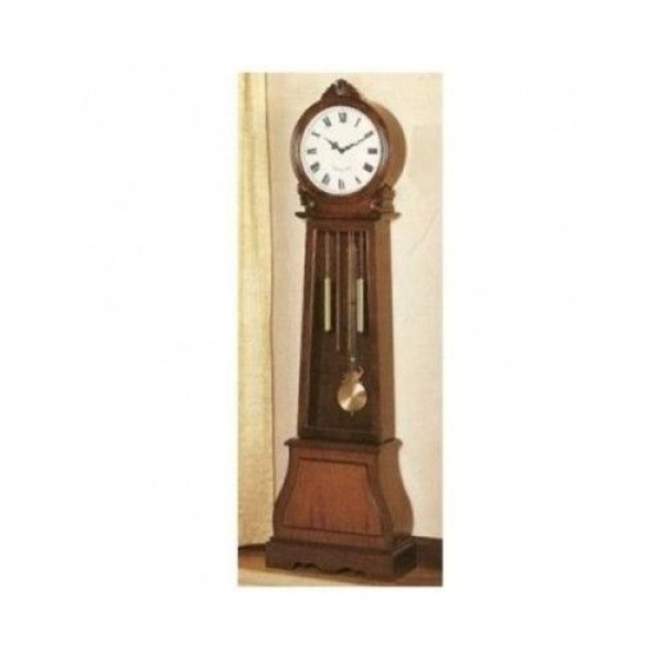 Cherry Wood 71 Grandfather Clock Living Room Wooden Home Furniture ...