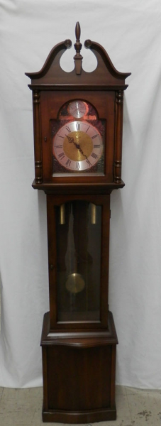 Grandfather Clock Model 123 Movement E 849 Wooden Decoration Chime ...