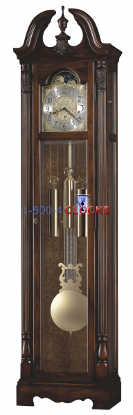 Grandfather Clocks Howard Miller Bryson Grandfather Clock Grandfather ...