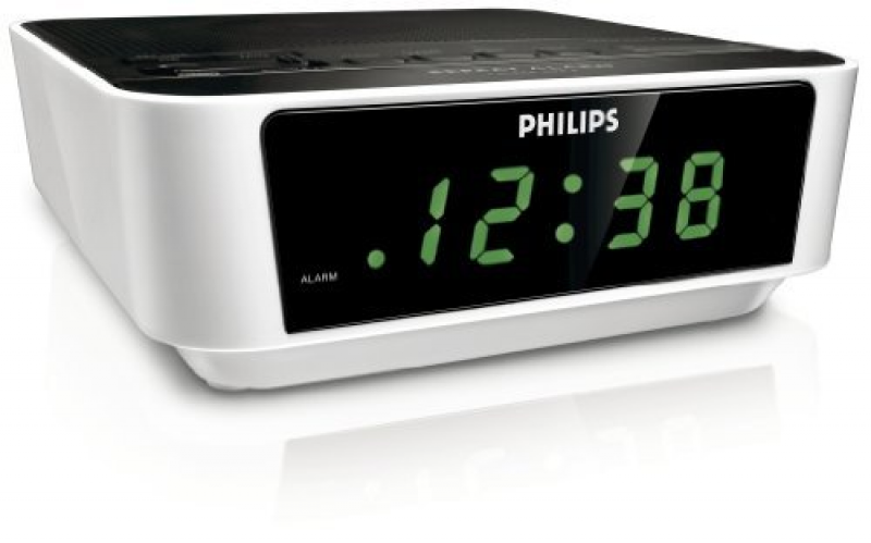 Philips Alarm Clock Radio AJ3112